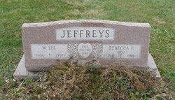 Walter Lee Jeffreys