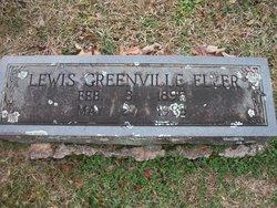 Lewis Greenville Eller