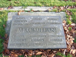 "Elizabeth ""Lizzie"" <I>Morton</I> McMillan"