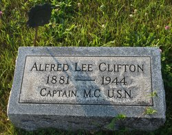 Capt Alfred Lee Clifton