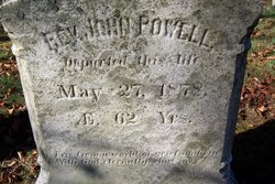 Rev John Powell