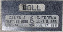 Allen Julius Doll