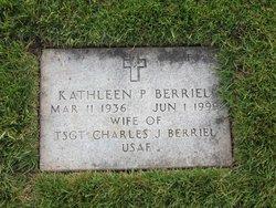 Kathleen P Berriel