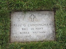 Paul Gordon Cunningham