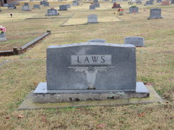 Monnie Laura <I>Byrd</I> Laws