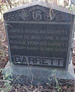 James Nicholas Garrett