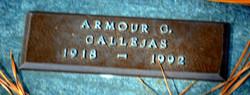 Armour G Callejas