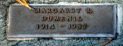 Margaret B Dumenil