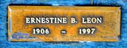 Ernestine B Leon