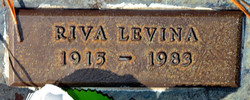 Riva Levina