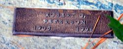 Robert G Peterson