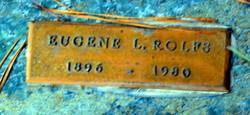 Eugene Leonard Rolfs
