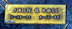 John B Ross