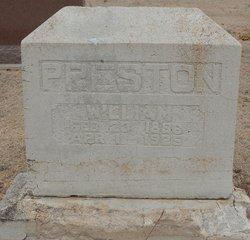 William Thomas Preston