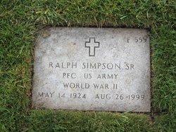 Ralph Simpson, Sr