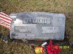 Violet <I>Tierney</I> Albright