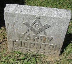 Harry Thornton