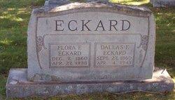 "Flora Fine ""Finey"" <I>Bolick</I> Eckard"