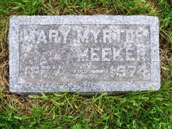Mary Myrtle Meeker