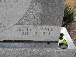 Betty Jean <I>Price</I> Herring