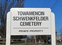 Towamencin Schwenkfelder Cemetery