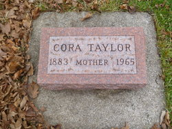 Cora Taylor