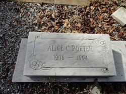 Alice C. Porter