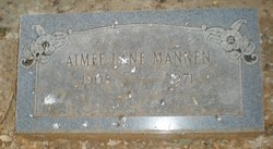 Aimee <I>Lane</I> Mannen
