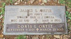 """Doris Lorain """"Dodo"""" <I>Johnson</I> Ortiz"""