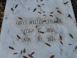 Margaret Onys <I>Willis</I> Conger