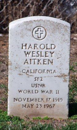 Harold Wesley Aitken