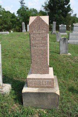 William A. Heiddleson