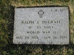 Ralph Lloyd DeGraff