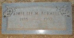 Aimee Lee <I>Mannen</I> Burwell