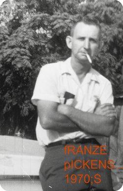 """Franzer Irvin """"Franze"""" Pickens"""