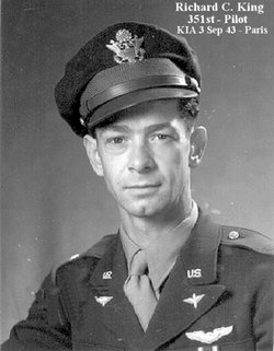 1Lt Richard C King