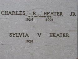 Charles E. Heater, Jr