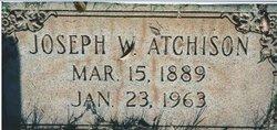 Joseph Wert Atchison