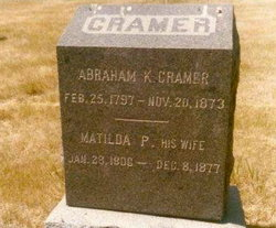Matilda <I>Pierce</I> Cramer