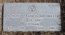 Anthony Francis Archuleta