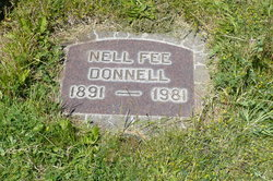 Nell <I>Fee</I> Donnell