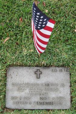 William Leo Garvin, Jr