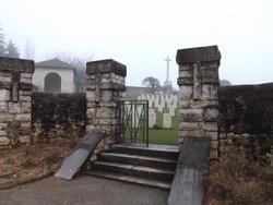 Montecchio Precalcino Communal Cemetery Extension