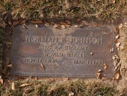 Norman Raymond Johnson