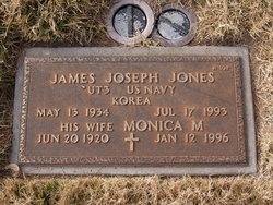 Monica M Jones
