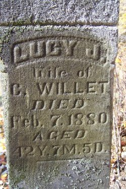 Lucy J. Willet