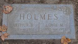 Arthur D Holmes