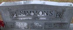 Alton Eugene Simmons