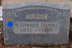 Marion Edward Trimble