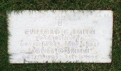 Clifford Grant Smith